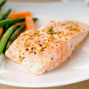 Salmon-Super-Rich in Omega-3 Fatty Acids